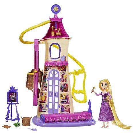 [Interspar] Hasbro Disney Rapunzels haartastischer Abenteuer-Turm