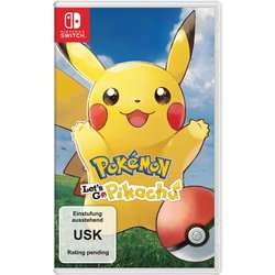 Pokémon: Let's Go Pikachu! / Let's Go Evoli!