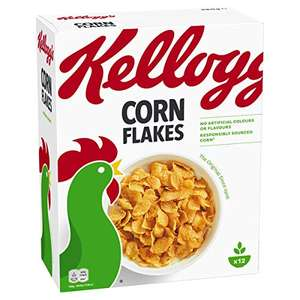Kellogg Corn Flakes, 4er Pack (4 x 360 g) [Amazon.de]