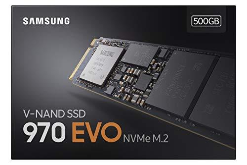 www.AMAZON.de l  Samsung SSD 970 EVO 500GB, M.2 (MZ-V7E500BW)  l Vorbestellung