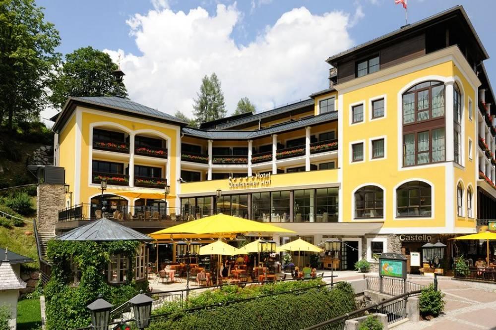 4 Sterne Hotel Saalbacher Hof für 2 Personen und 2 Übernachtungen (Frühstücksbuffett + 5 Gänge Abendessen, 3000m² Wellnessbereich)