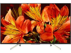 Sony KD-55XF8505 - 4K 100Hz Android Tv