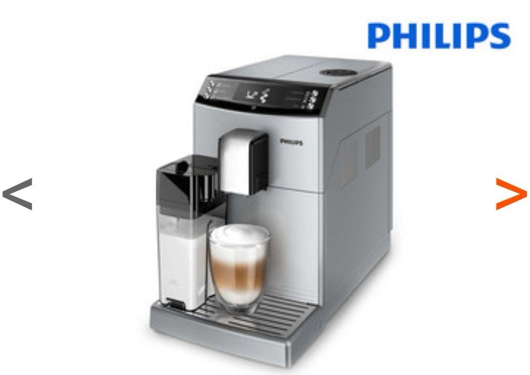 Philips vollautomatische Espressomaschine