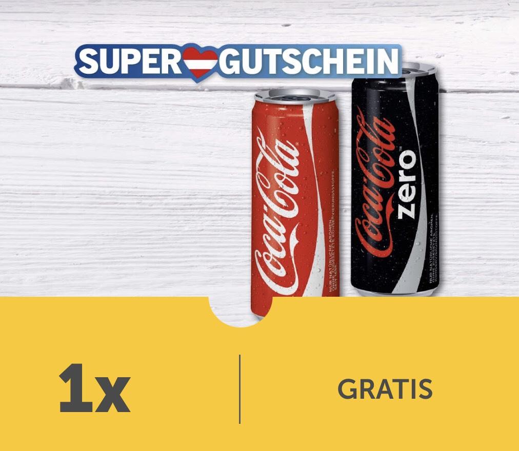 Coca-Cola, Coca-Cola Zero, GRATIS