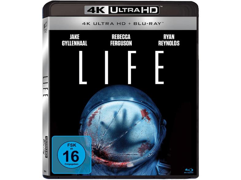 Saturn.at: Diverse 4K Ultra HD Blu-Rays um €15