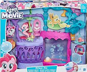 www.AMAZON.de l Hasbro C1058EU4 - My Little Pony Pinkie Pie Muschel Lagune