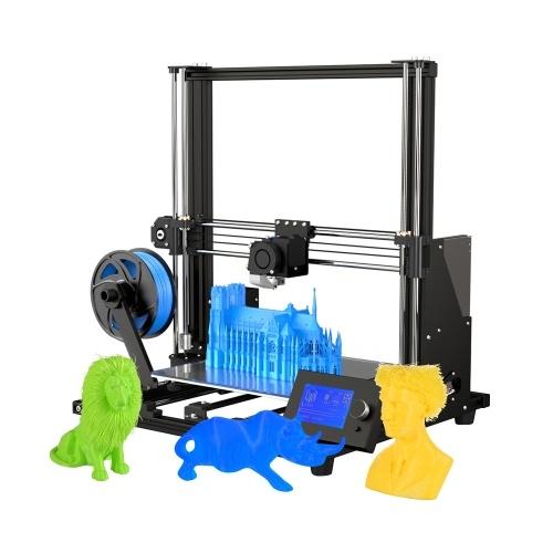 Anet A8 Plus verbesserter hochpräziser DIY 3D-Drucker