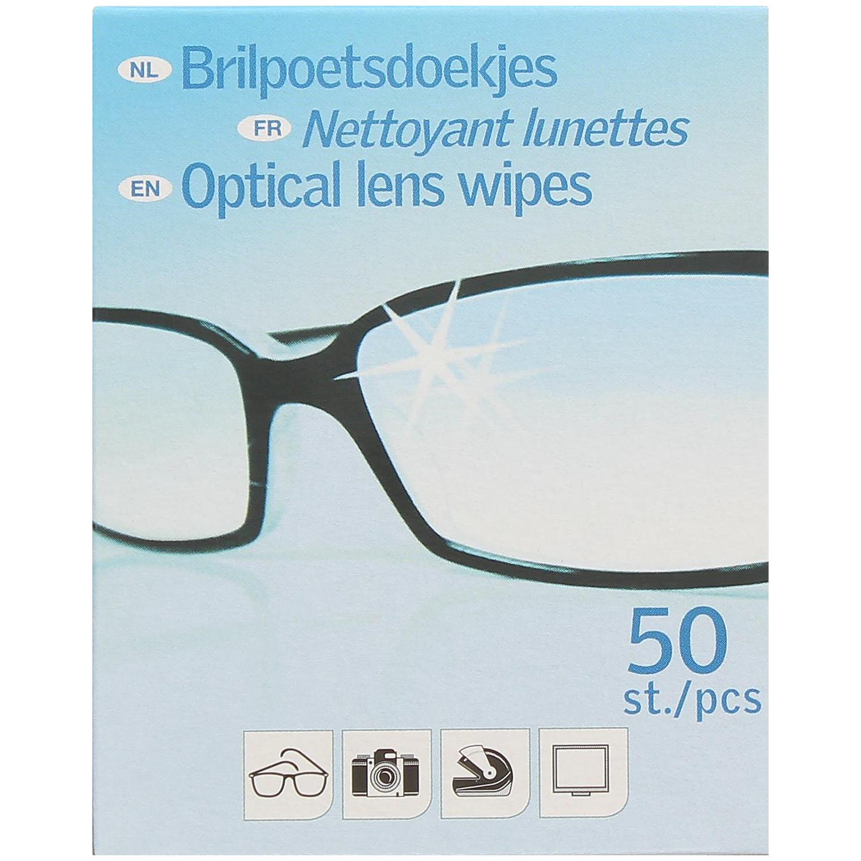 Brillenputztücher bei Action 50 Stk. für 0,78