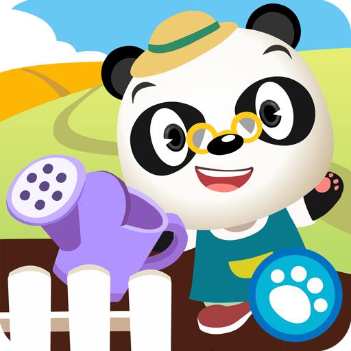 Dr. Panda Gemüsegarten  - aktuell gratis für Android & iOS