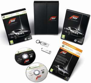 Forza Motorsport 3: Limited Edition (X360, UK, dt. Ton) für 23,49€ @Play.com