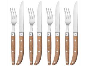 WMF Ranch Steakbesteck-Set, 8-tlg.