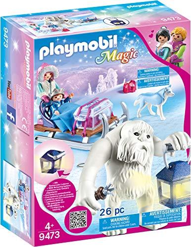 playmobil Magic - Schneetroll mit Schlitten (9473)