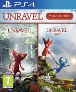 Unravel: Yarny-Bundle (PS4)