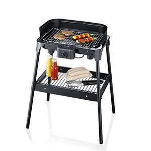 Severin PG 2792 Barbecue-/Standgrill (2.500W, Grillfläche, 41x26cm)