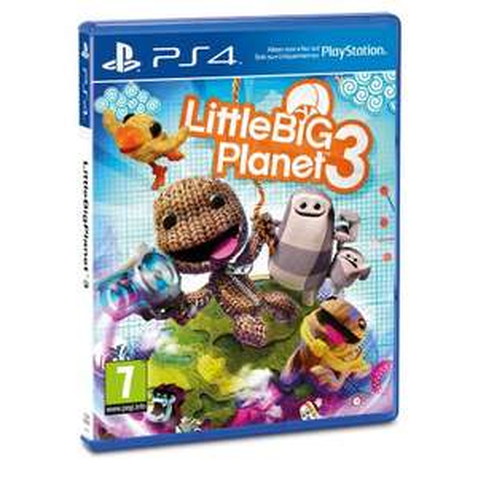 Little Big Planet 3 (PlayStation 4)