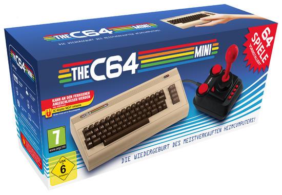 Gamestop: C64 Mini zum neuen Bestpreis