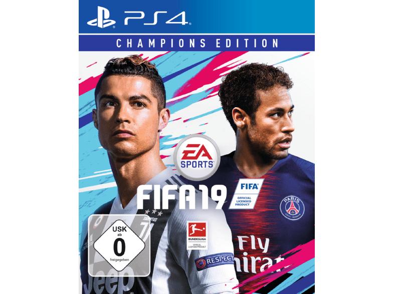 "(PS4) FIFA 19 ""Champions Edition"""