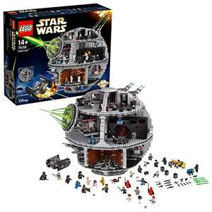 [Amazon Spanien!] LEGO Star Wars 75159 Der Todesstern