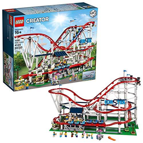 [Amazon Spanien!] LEGO Creator Expert 10261 Achterbahn