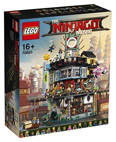 LEGO The LEGO Ninjago Movie 70620 Ninjago City