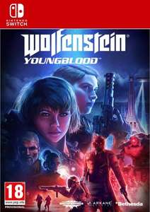 Wolfenstein: Youngblood (Nintendo Switch) DLC