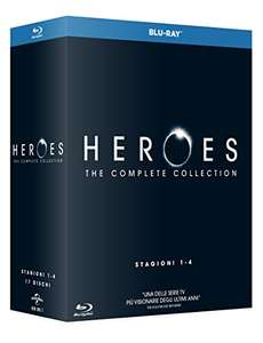 Heroes - Die komplette Serie (Blu-ray)