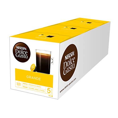 3 Packungen Nescafé Dolce Gusto, div. Sorten
