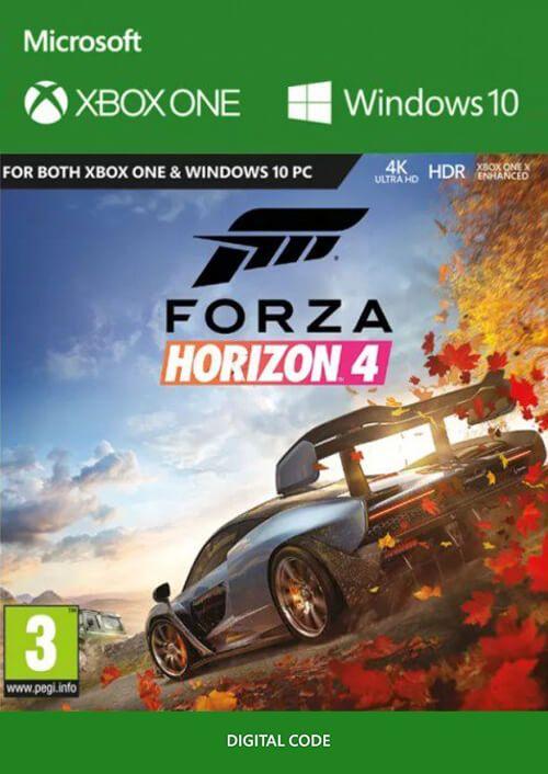 [Cdkeys] Forza Horizon 4 Xbox One/PC 22,99€
