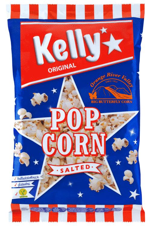 Kelly's Popcorn