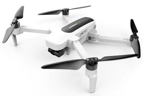 Hubsan Zino GPS 5.8G 1KM FPV RC Drone - 3 Akkus + Storage Bag