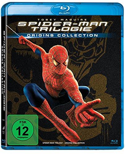 Spider-Man 1-3 (Blu-Ray)