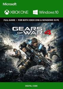 Gears of War 4 Xbox One / PC