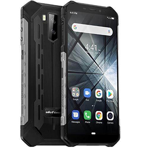 Ulefone Armor X3 3G Phablet - Black EU