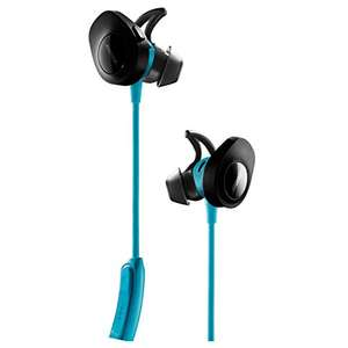 Bose SoundSport, kabellose Kopfhörer, blau