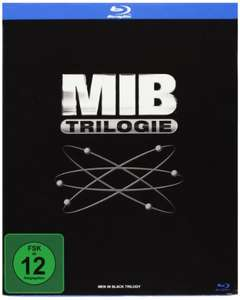 Men in Black Box (Filme 1-3) (Blu-ray)