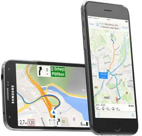 (Tipp) Magic Earth - kostenlose Navigation Software - inkl CarPlay etc