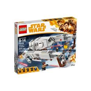LEGO Star Wars Solo - Imperial AT-Hauler (75219)