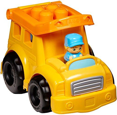 [kleiner Preisjäger] Mattel Mega Bloks Schulbus (DYT59)