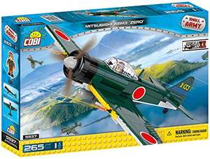 Cobi Historical Collection WW2 Mitsubishi A6M3 Zero (5537)