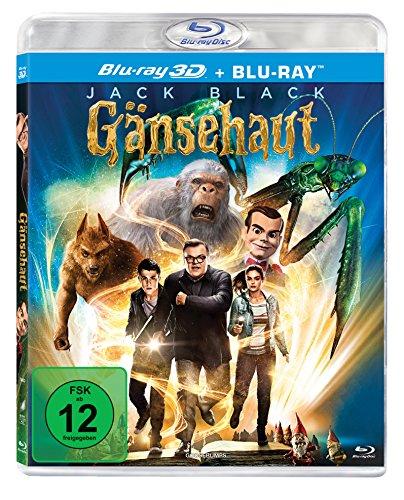 Gänsehaut (3D Blu-ray)