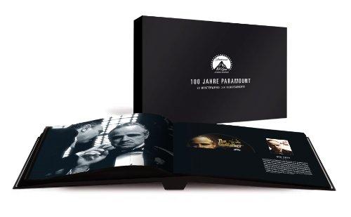 100 Jahre Paramount - 20 Meisterwerke der Filmgeschichte (7xDVD; 13xBlu-ray)