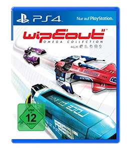 PlayStation Plus Games im August: Wipeout Omega Collection + Sniper Elite 4