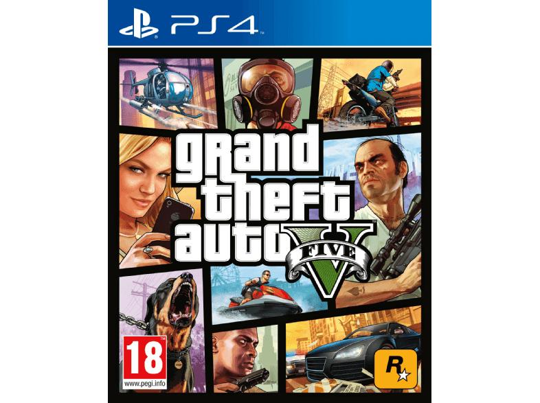 Grand Theft Auto V (PlayStation 4/XBOX)
