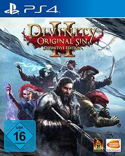 Divinity: Original Sin 2 - Definitive Edition - (PlayStation 4)
