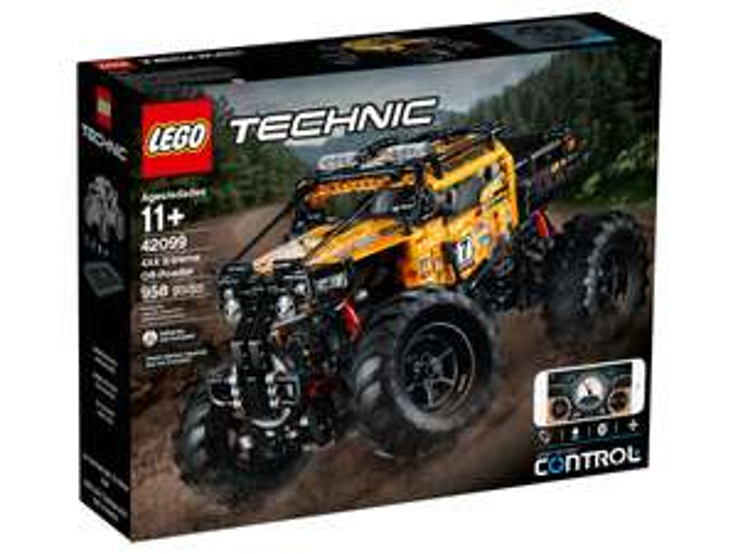 Interspar Angebot Neuer LEGO Technic Allrad Xtreme-Geländewagen 42099 für 179€