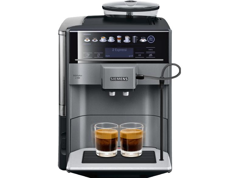 SIEMENS Kaffeevollautomat TE 651509 DE EQ.6 Plus S100
