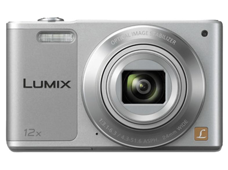 """Panasonic """"Lumix DMC-SZ10"""" Style-Kompakt Digitalkamera"""