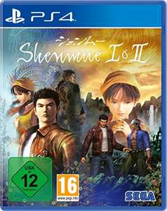 Shenmue I & II (PS4 / Xbox One)