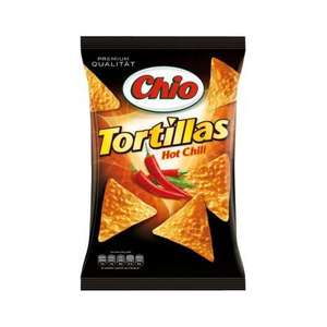 Chio Tortillas Hot Chili 1+1 gratis