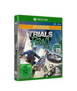 Amazon Prime: Trials Rising - Gold Edition - [Xbox One]